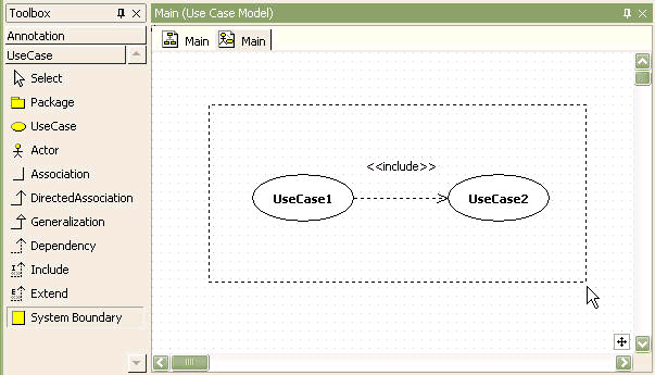 Staruml 50 user guide modeling with usecase diagram package ccuart Images