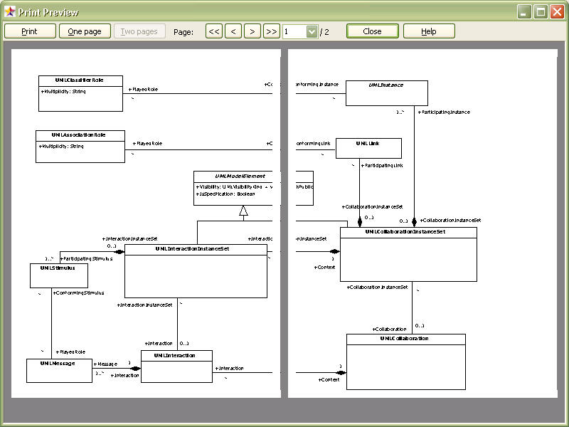 Staruml 50 User Guide User Interface Reference